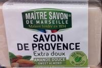 Savon de Provence extra doux Amande douce - Product - fr