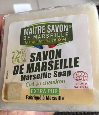 Savon de Marseille - Produit