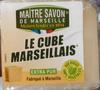 Le cube marseillais - Produit