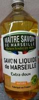 Savon liquide de Marseille extra doux Nature - Produit