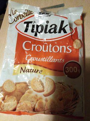 Croûtons croustillants - Produit - fr