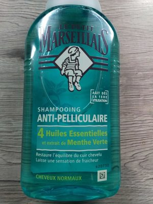 Shampooing anti-pelliculaire - Produit