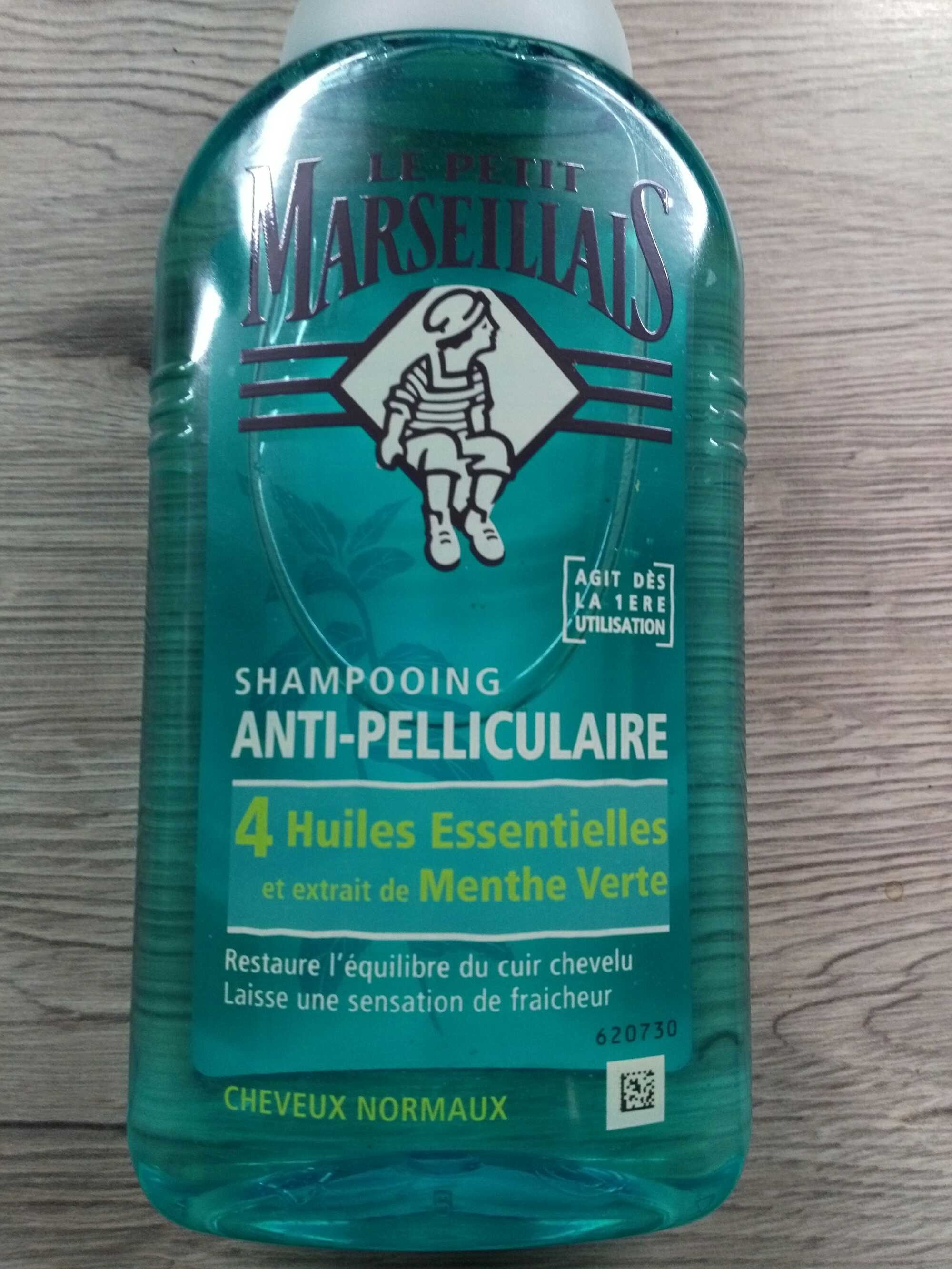 Shampooing anti-pelliculaire - Product - fr