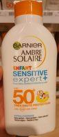 Ambre Solaire Enfant Sensitive Expert + - Produit - fr