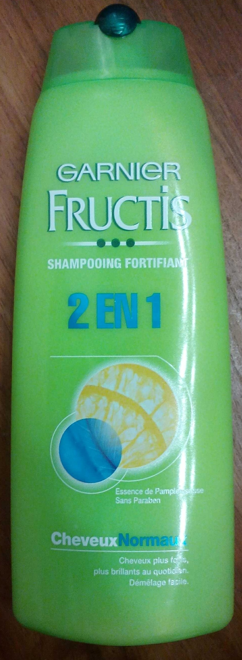 Shampooing fortifiant 2 en 1 - Product - fr