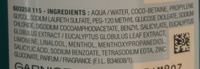 PureActive Gel nettoyant assainissant - Ingredients - fr