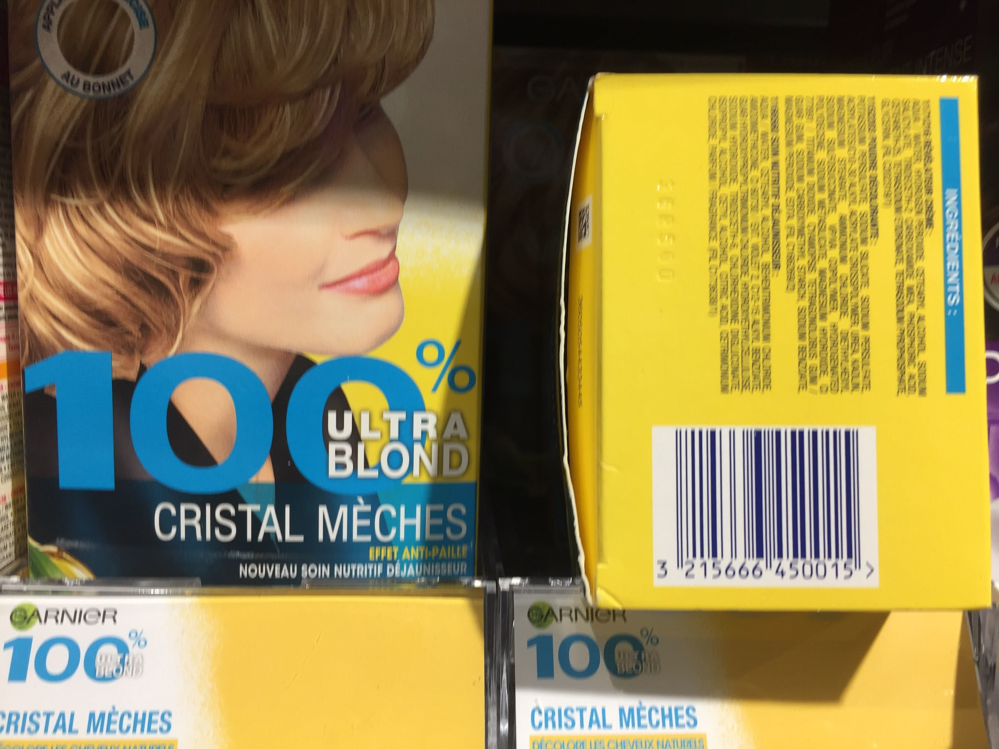 Cristal mèches - Product