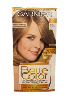 Belle Color Blond Naturel 2 - Product
