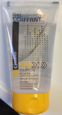 Gel coiffant fixation forte - Product - fr