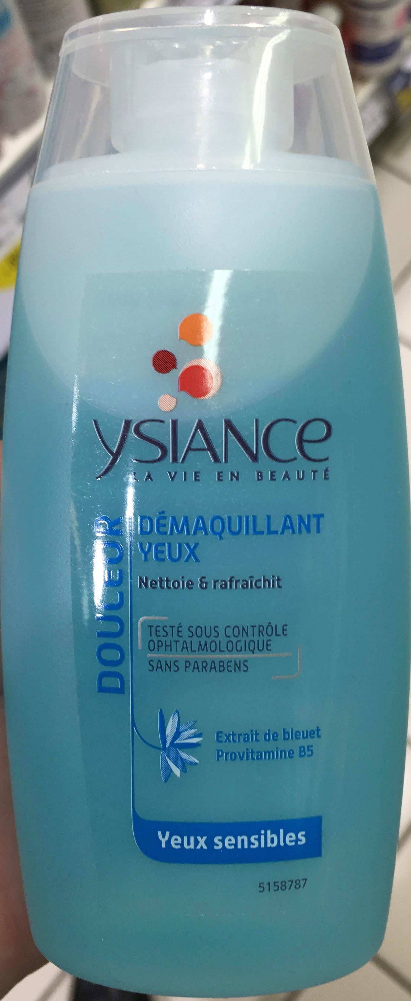 Démaquillant Yeux Douceur - Product - fr