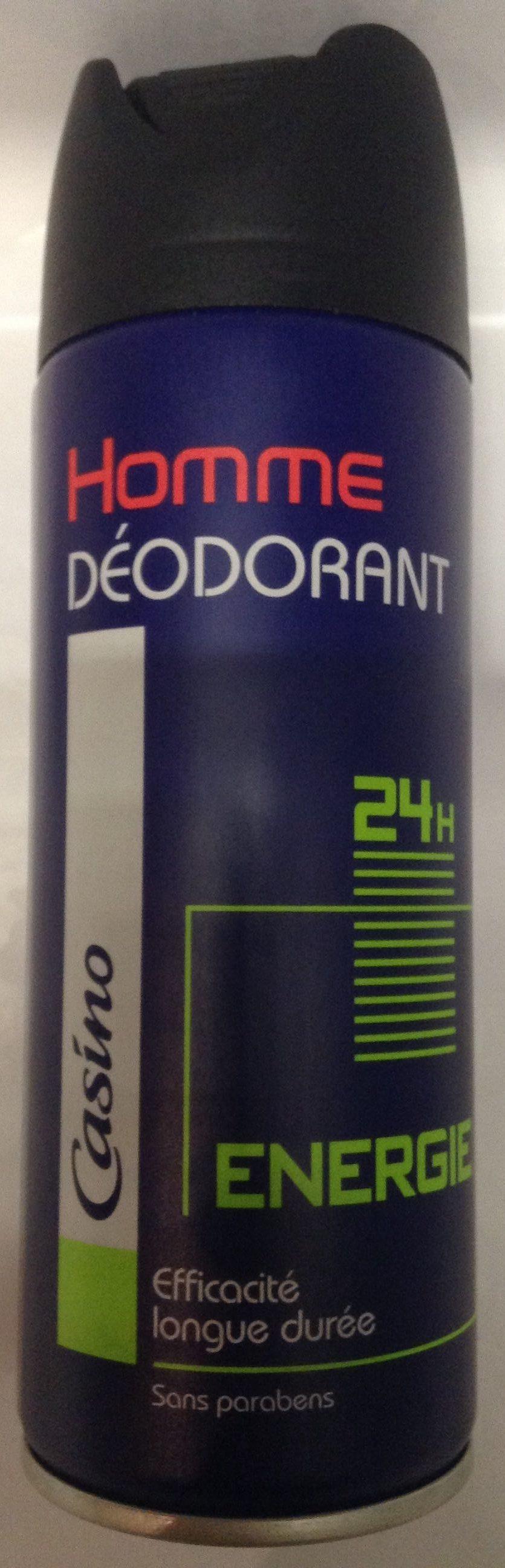 Déodorant Energie 24H - Produit