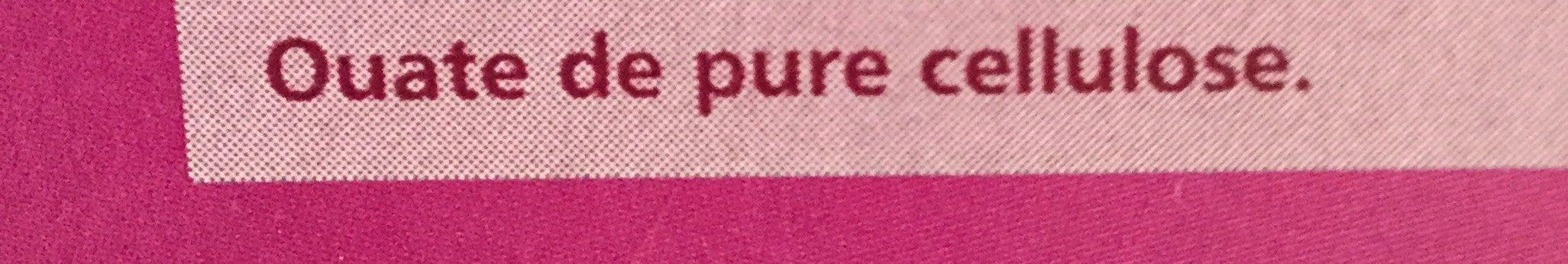 Mouchoirs Ultra Confort 4 épaisseurs - Ingrédients - fr