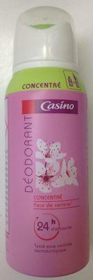 Déodorant concentré fleur de cerisier 24H - Produit