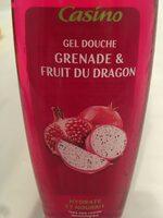 Gel Douche Grenade & Fruit du Dragon - Product
