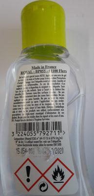gel anti bactérien - Product - fr