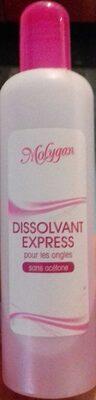 Dissolvant express - Продукт - fr