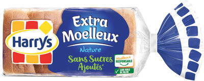 Pain EM nature sans sucres ajoutés - Product - fr