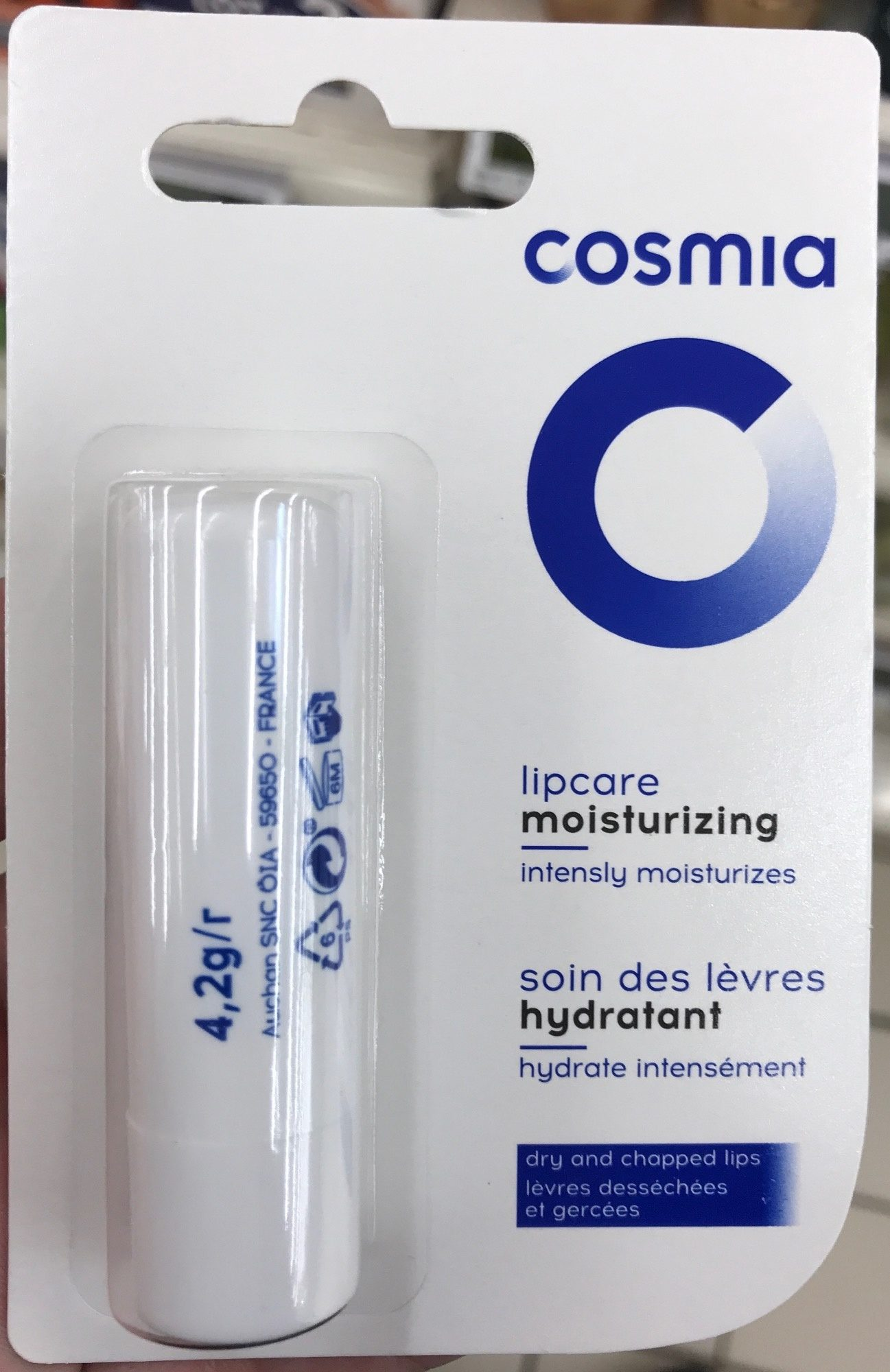 Soin des lèvres hydratant - Product - fr