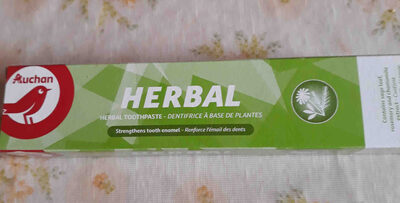 HERBAL Dentifrice de plantes - Product - en