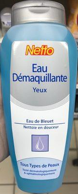 Eau démaquillante Yeux - Product