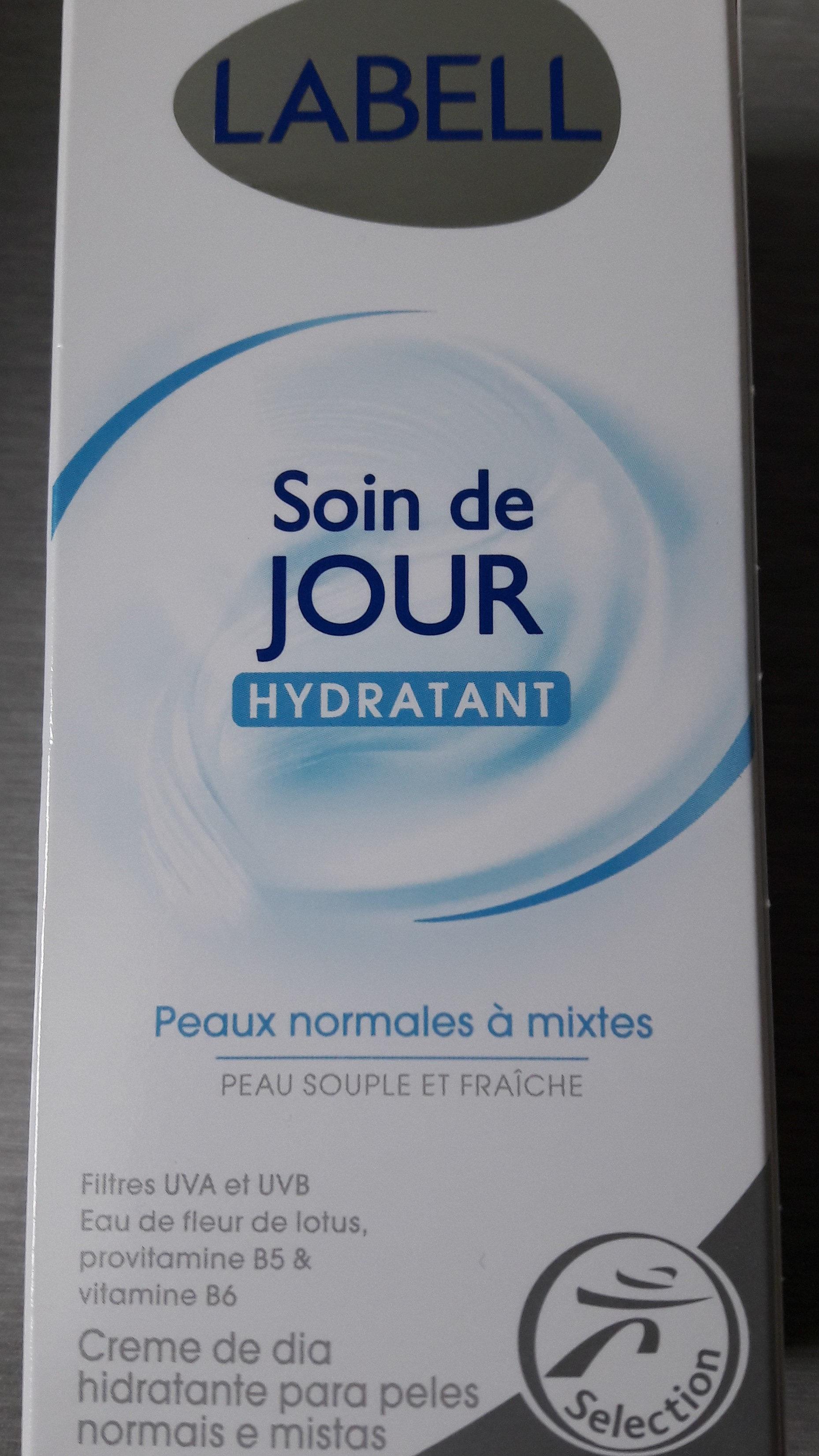 Soin de jour hydratant - Product