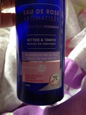 Eau de rose aromatisée - Product