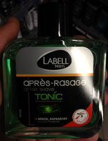 Après-rasage tonic - Produit - fr
