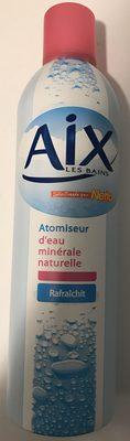 Atomiseur d'eau minérale naturelle - Product