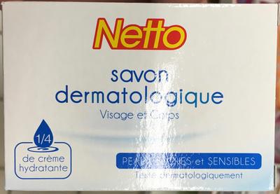 Savon dermatologique - Produit