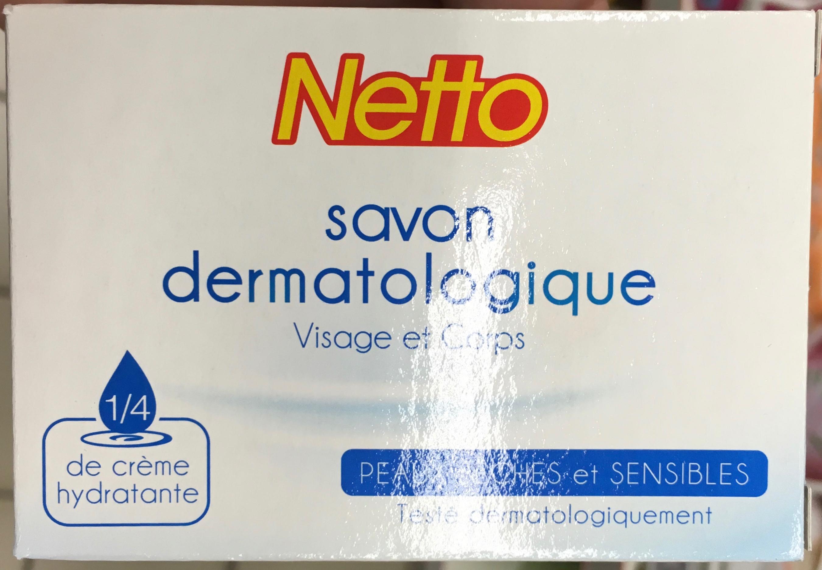 Savon dermatologique - Product - fr