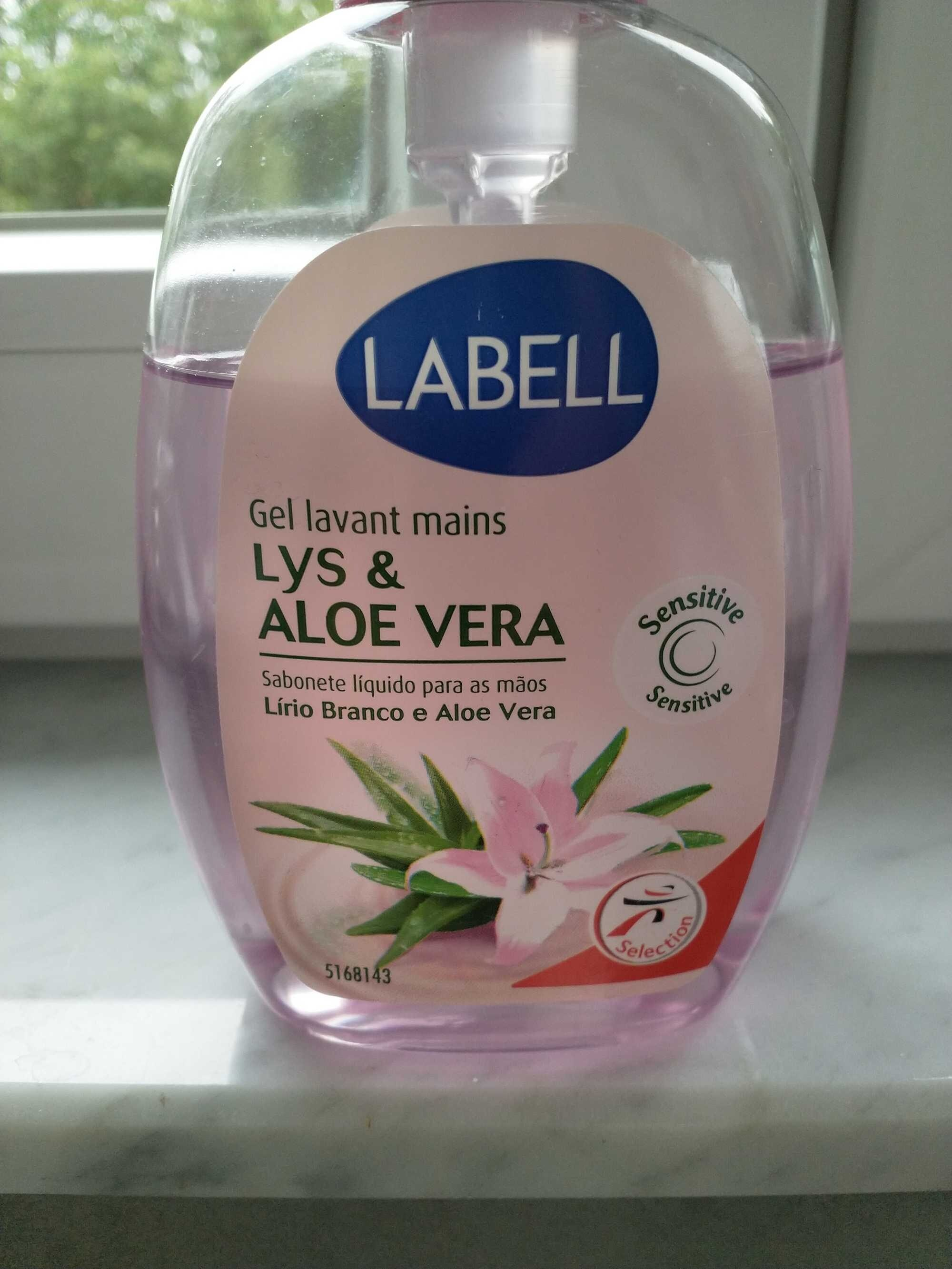 Gel lavant mains - Product - fr