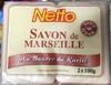 Savon de Marseille au beurre de Karité - Produit