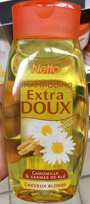 Shampooing extra doux Camomille & Germes de blé cheveux blonds - Produit - fr