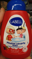 Mousse lavante mains aux parfums de fruits rouges - Product