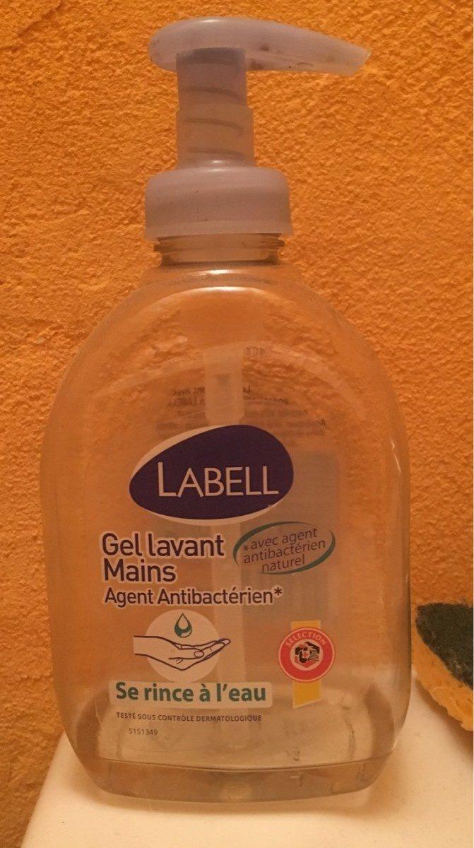 Gel lavant mains - Produit