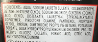 Shampooing antipelliculaire - Ingredients - fr