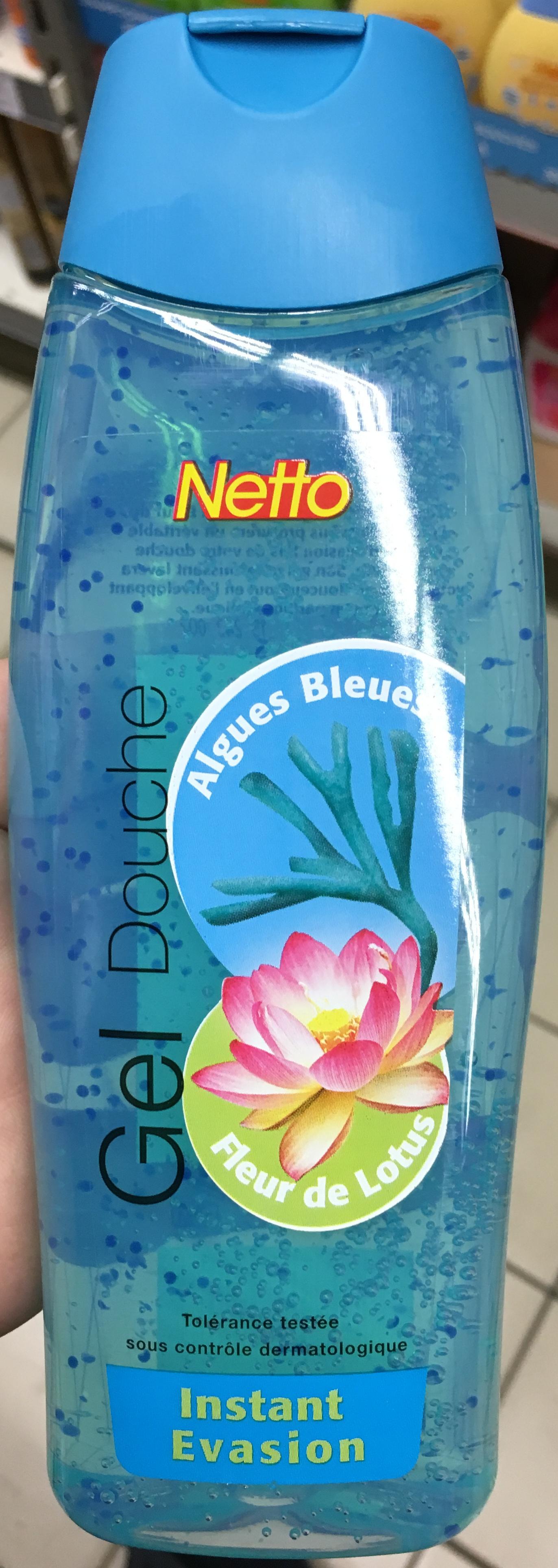 Gel douche Instant Evasion Algues Bleues - Product
