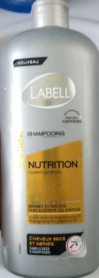 Shampooing Nutrition - Product