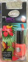 My Nails Corail Samba - Produit