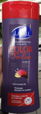 Shampooing Color for Ever - Product