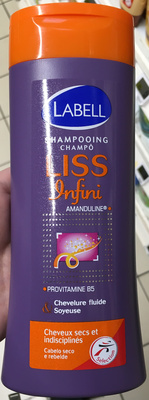 Shampooing Liss Infini - Product - fr