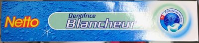 Dentifrice Blancheur - Product - fr