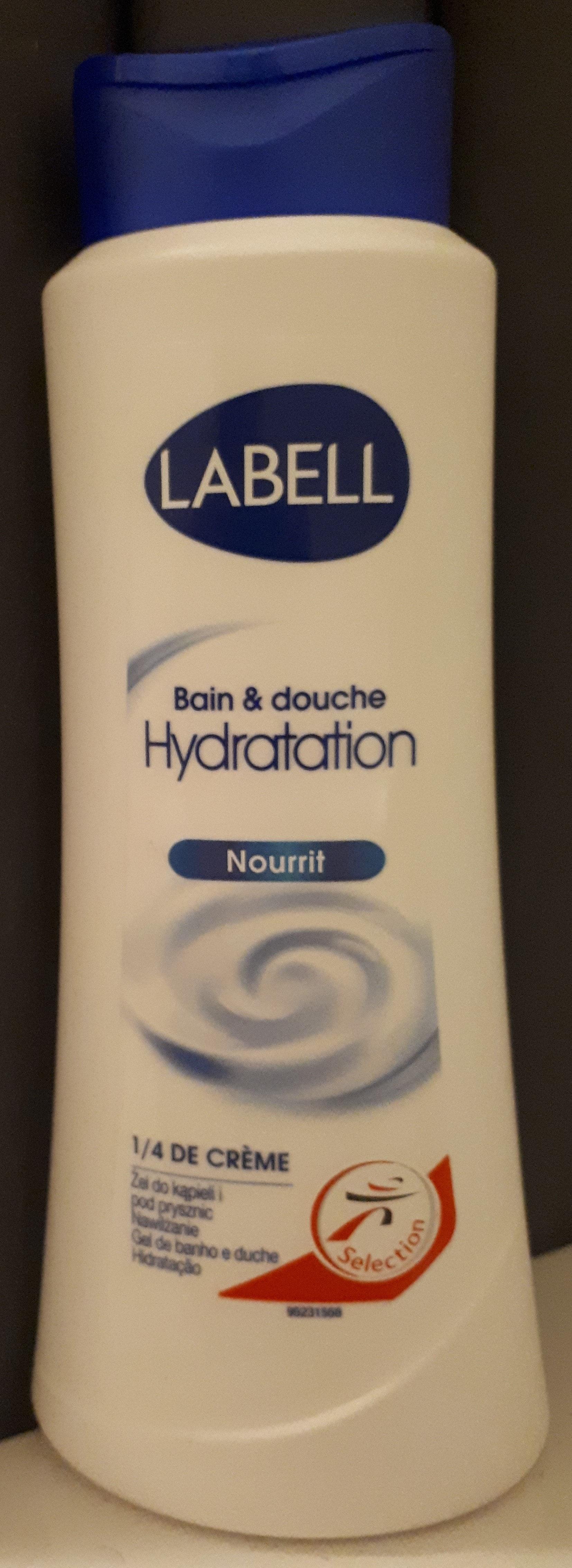 Bain et douche Hydratation - Ingredients - fr