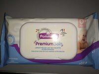 Lingettes premium soin - Product - fr