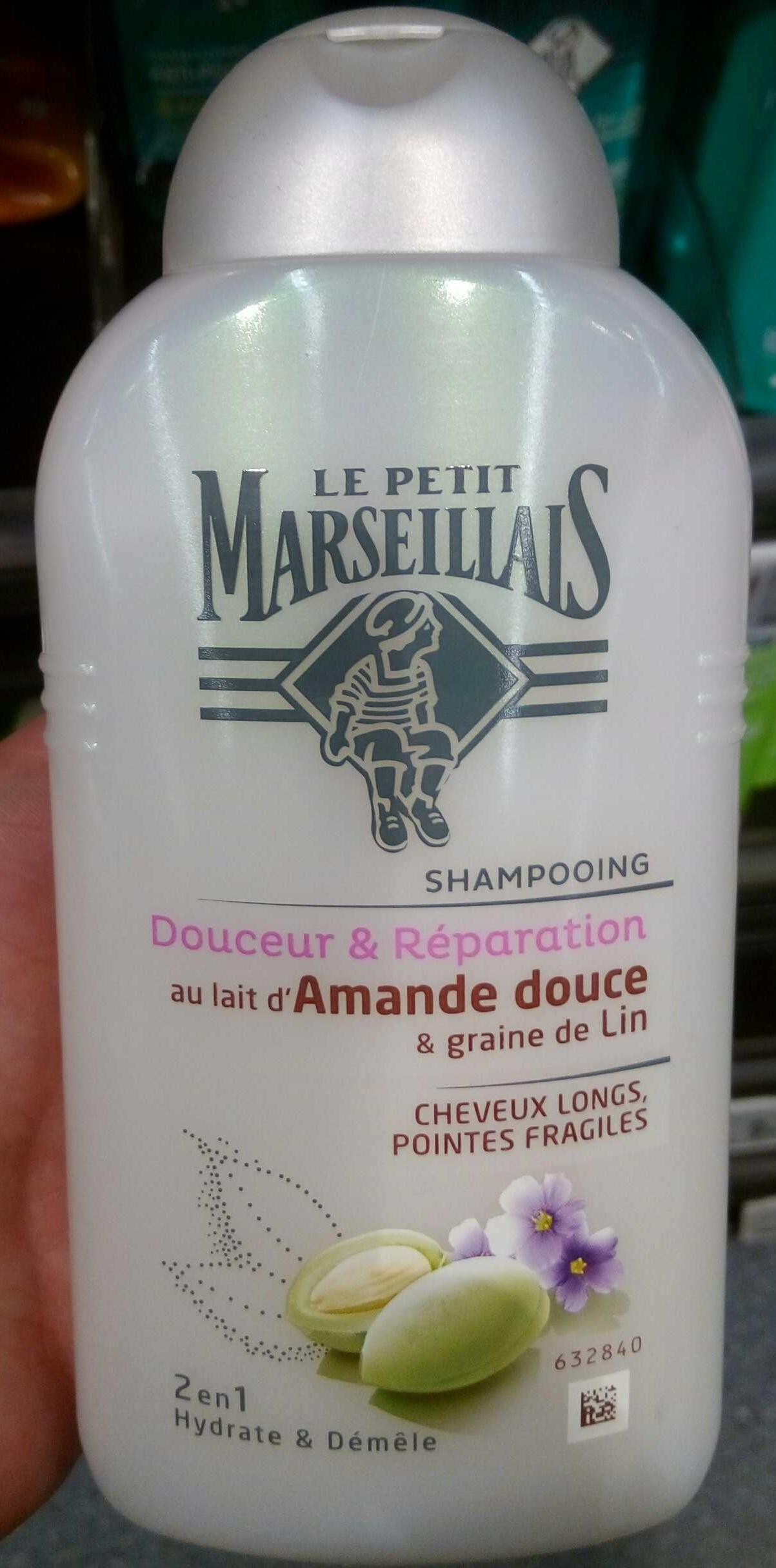 Shampooing Douceur & Réparation - Product - fr