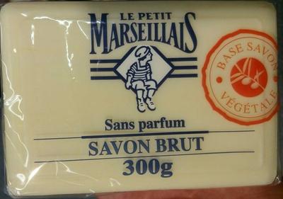 Savon brut - Produit - fr