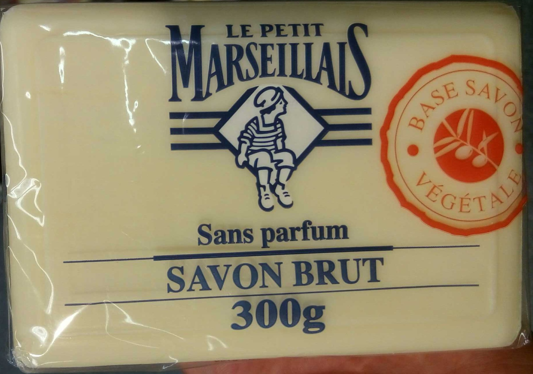 Savon brut - Product