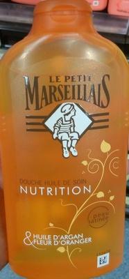 Douche Huile de soin Nutrition - Produit - fr