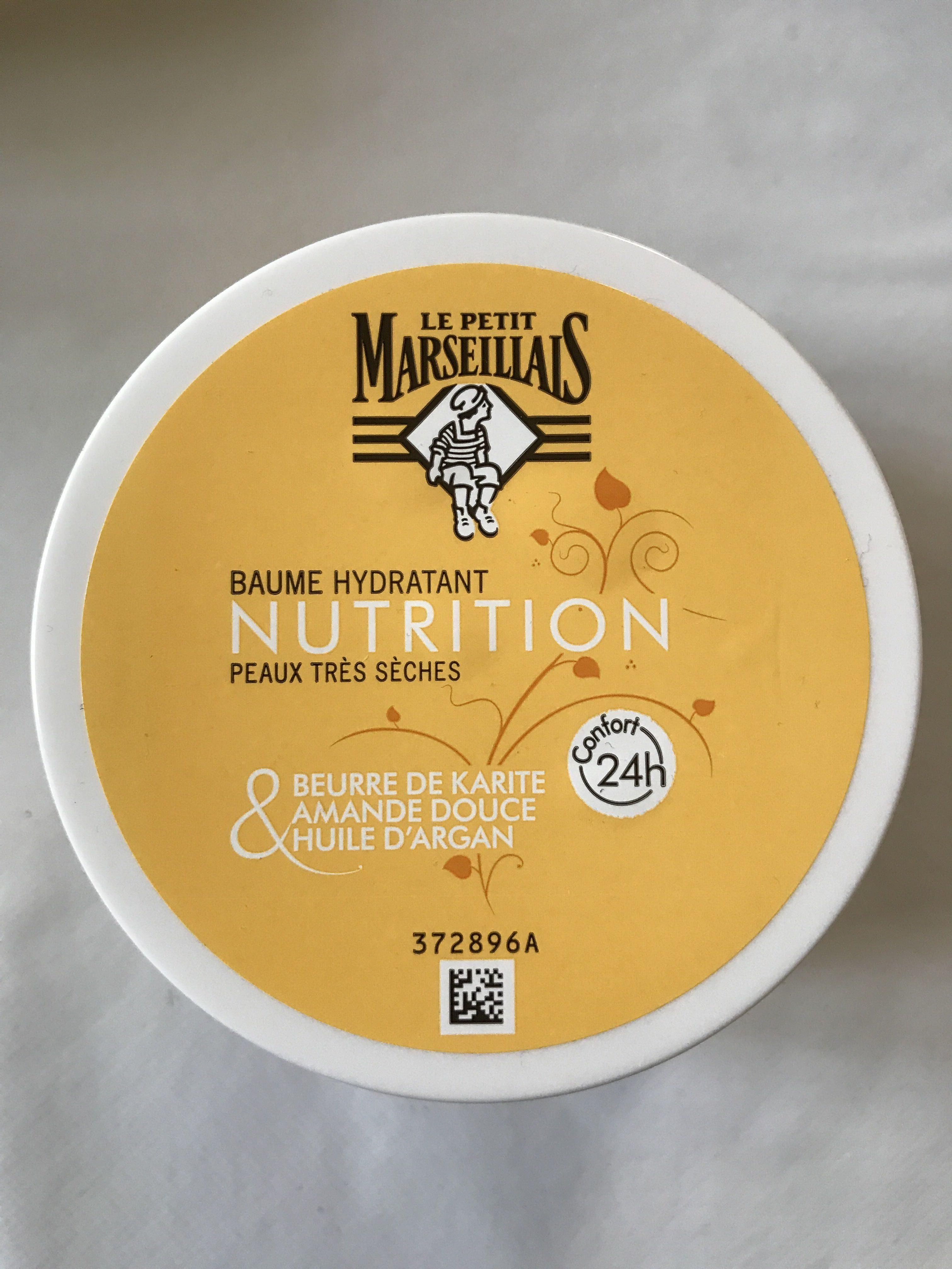 Crème nutrition peau très sèche - Product - fr