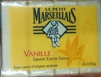 Savon extra doux Vanille - Produit